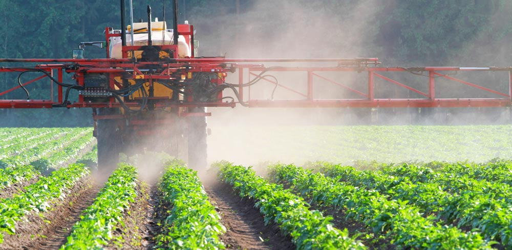 Pesticide Use Up Sharply in California, According to New DPR Data