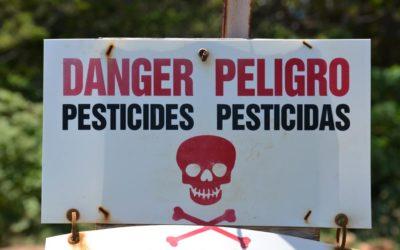 Poisoning the Air: Airborne Pesticides in California